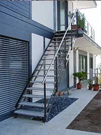 barandillas para escaleras exteriores en gipuzkoa